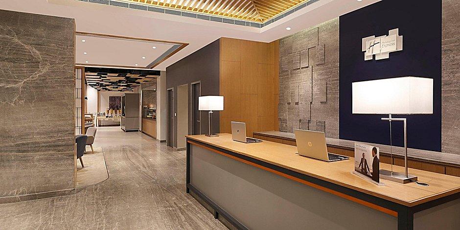 Holiday Inn Express Chennai Omr Thoraipakkam Hotel By Ihg
