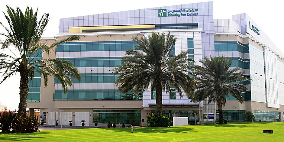 Holiday Inn Express Dubai Airport Hotel By Ihg