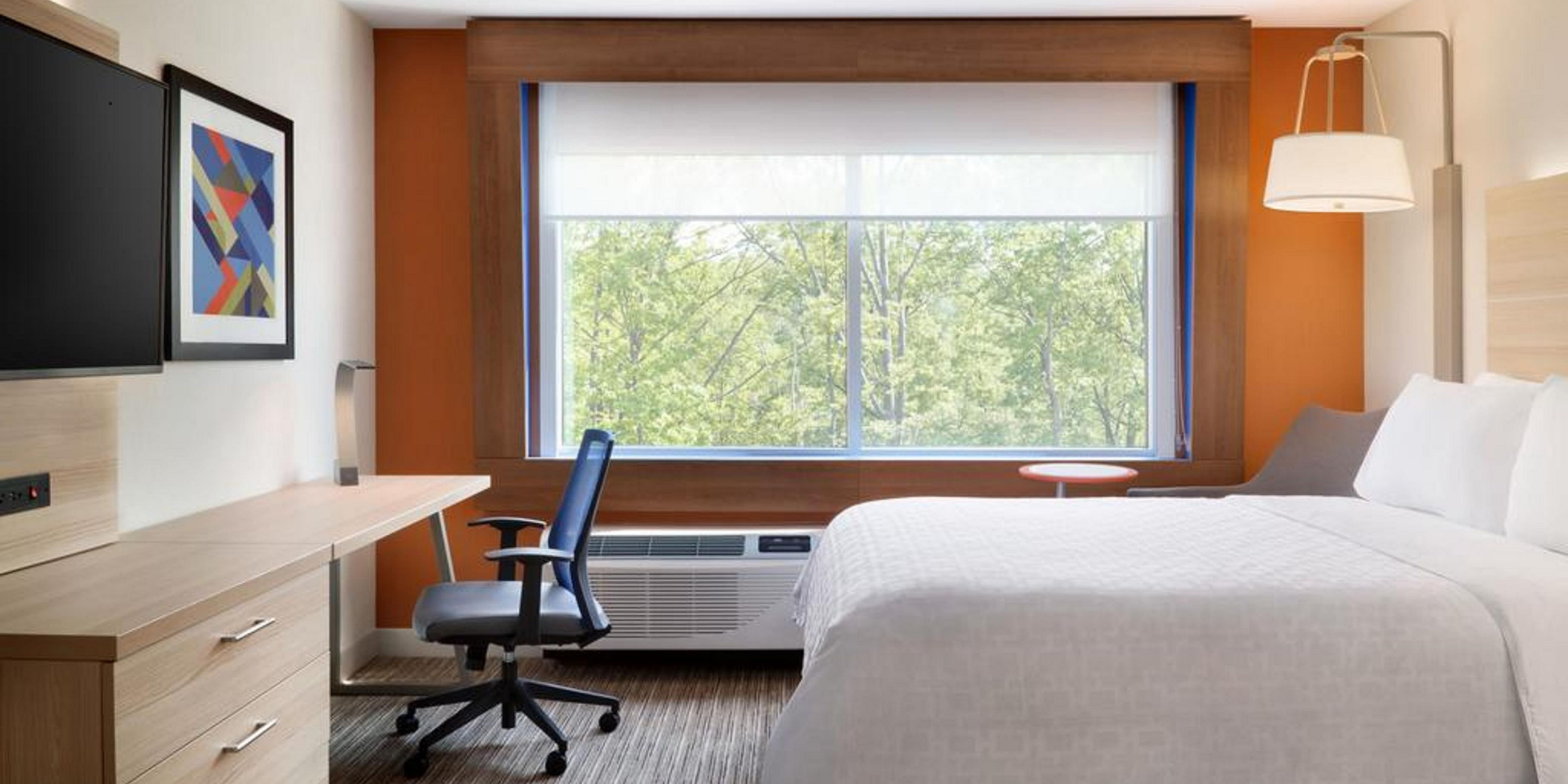 Holiday Inn Express Fall River Hotel in Fall River by IHG