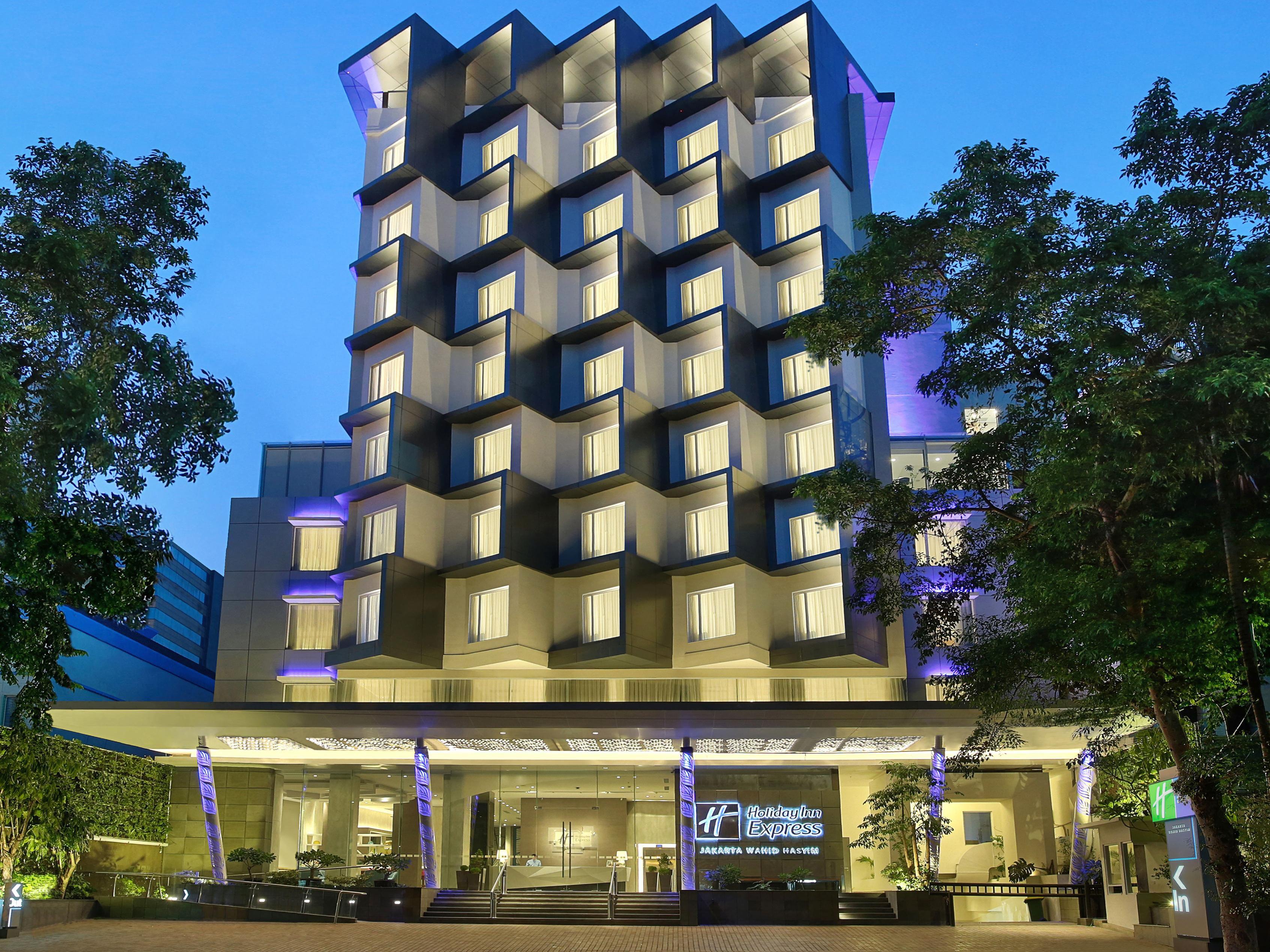Holiday Inn Express Jakarta Wahid Hasyim Hotel By Ihg