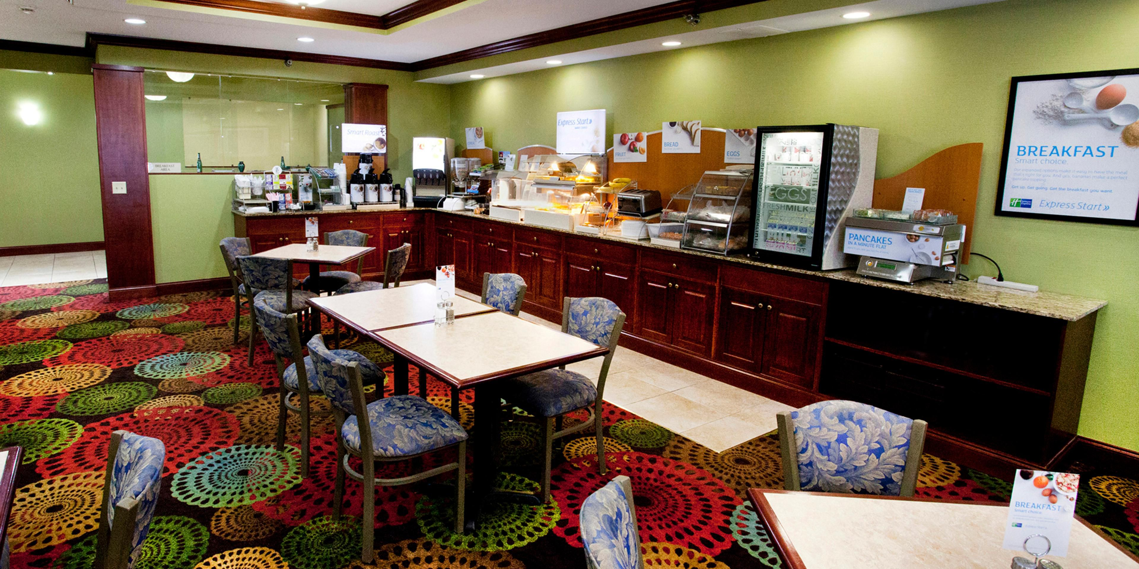 Holiday Inn Express Jamestown Hotel In Jamestown By Ihg