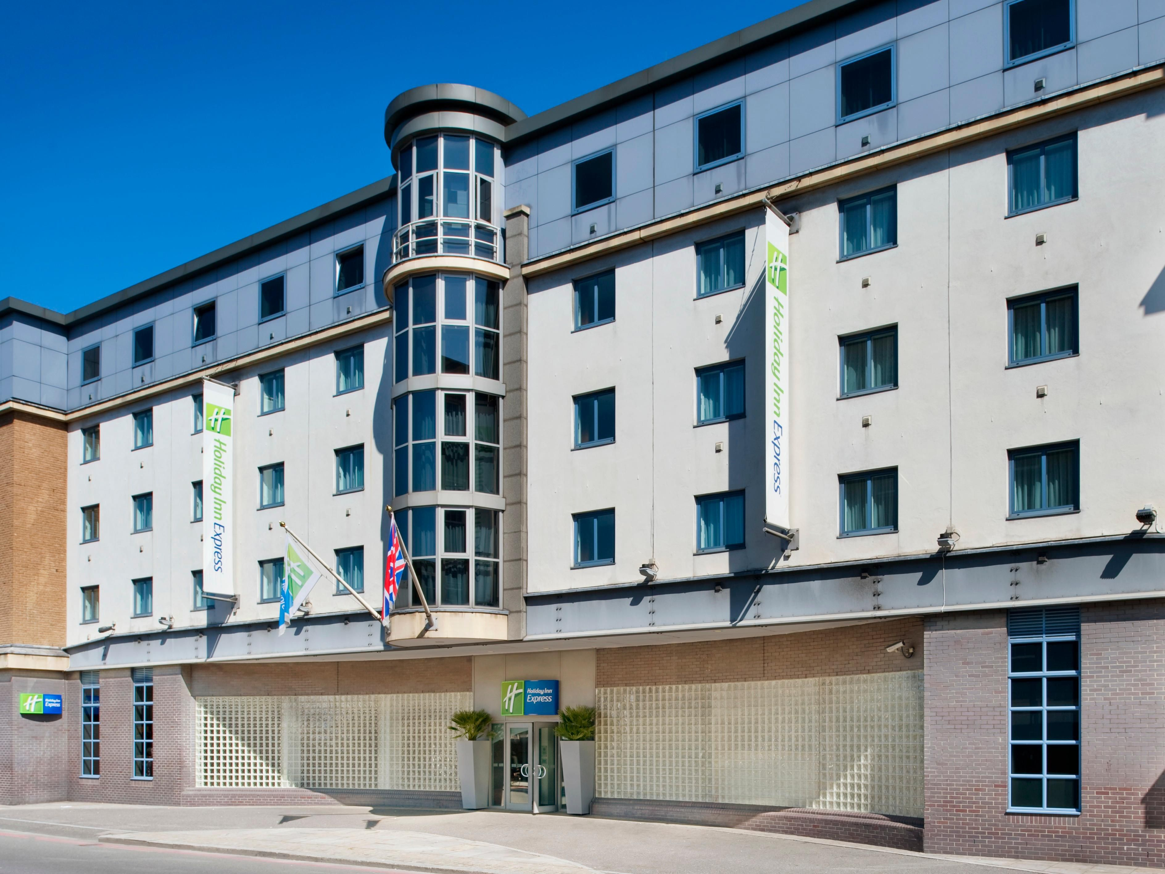 Holiday Inn Express Hounslow Hotels | Budget Hotels in Hounslow by IHG