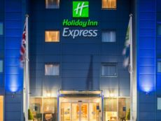 Holiday Inn Express Oxford - Estádio Kassam