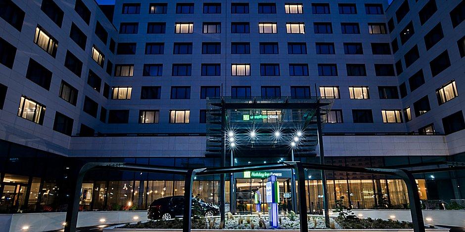 Hotels Near CDG Airport | Holiday Inn Express Paris - CDG Airport Hotel