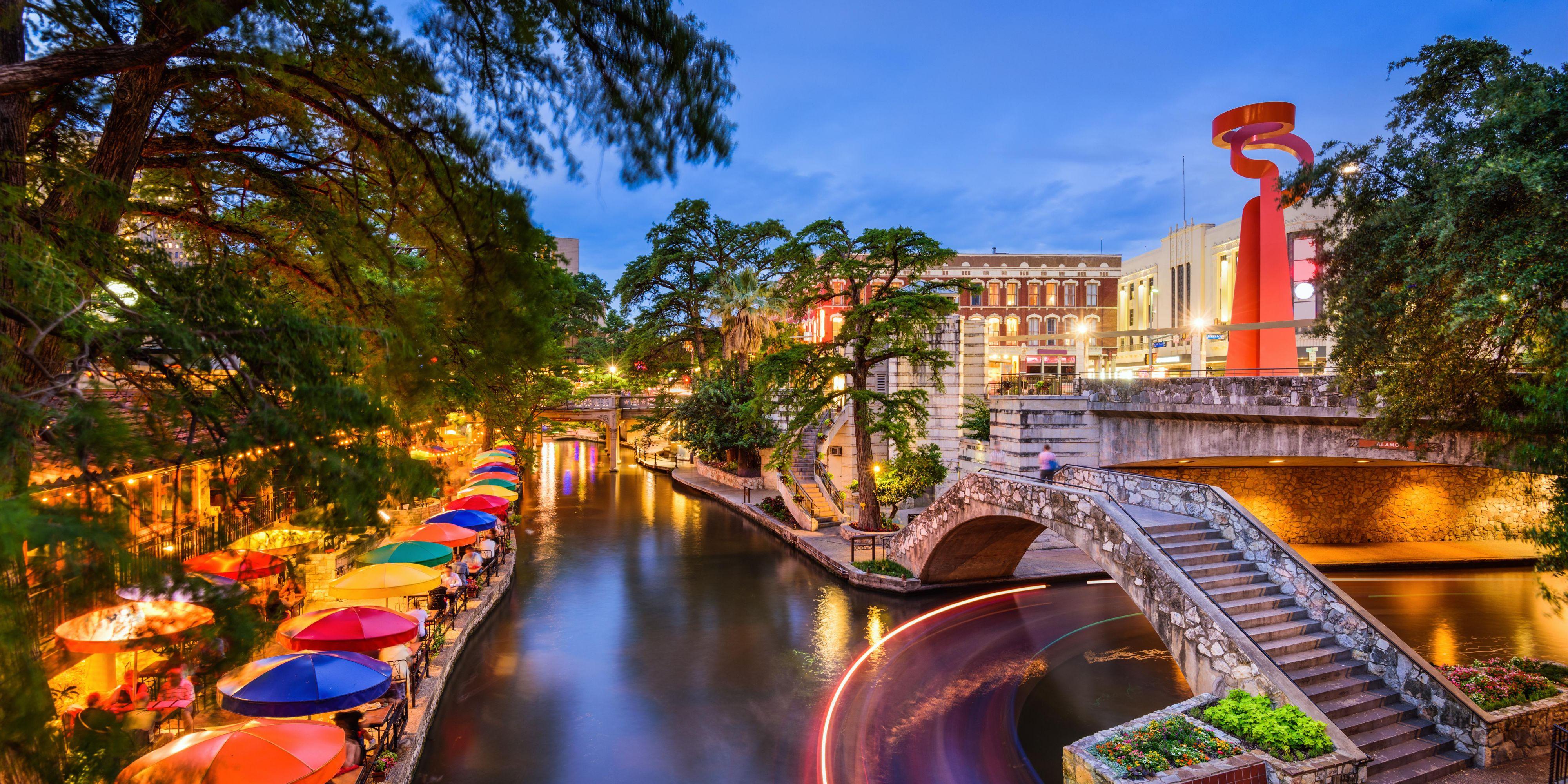 View San Antonio hotels