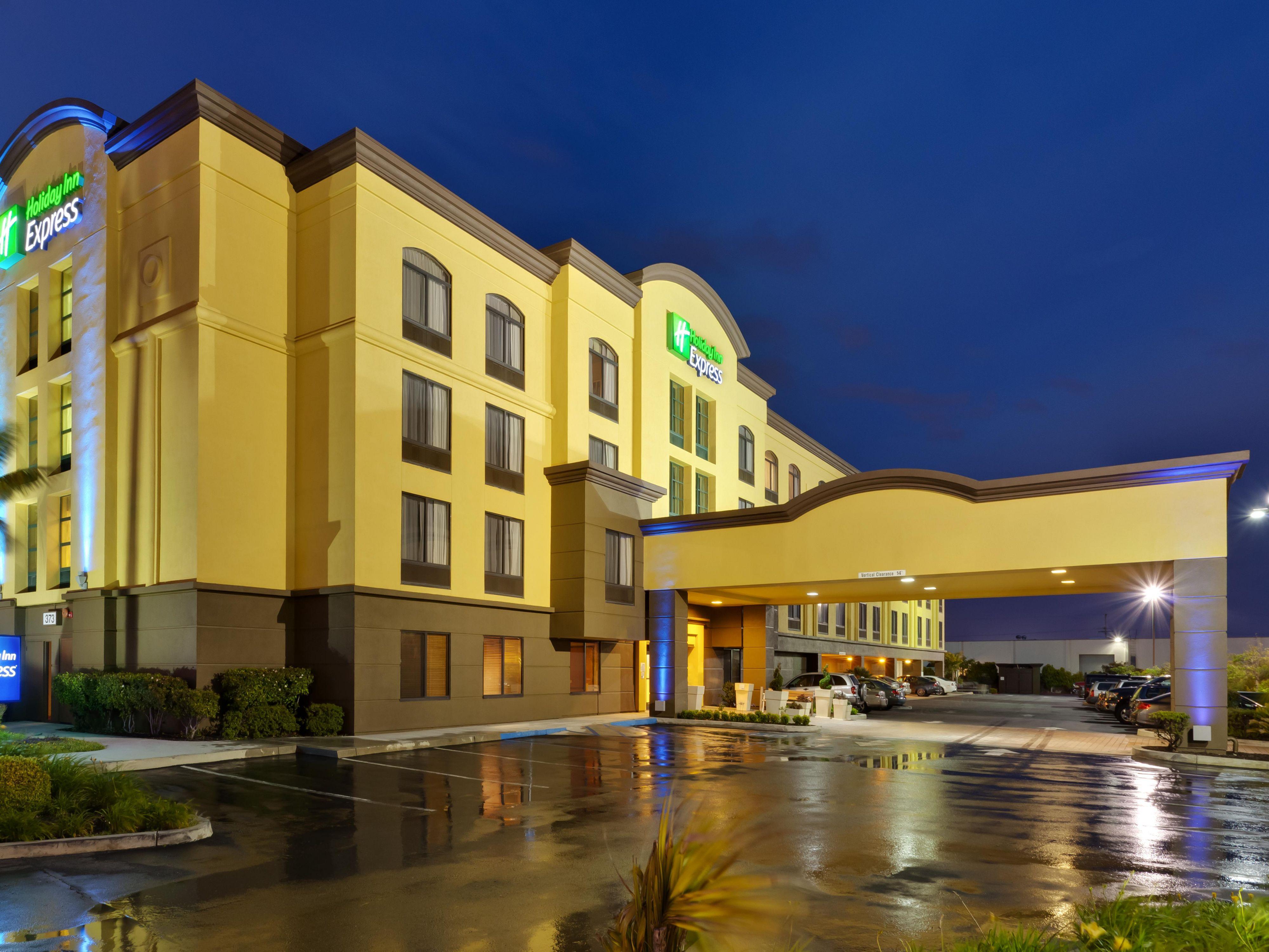 Affordable Hotels Near San Francisco Airport Holiday Inn Express San Francisco Airport North