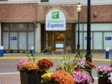Holiday Inn Express 多伦多市中心
