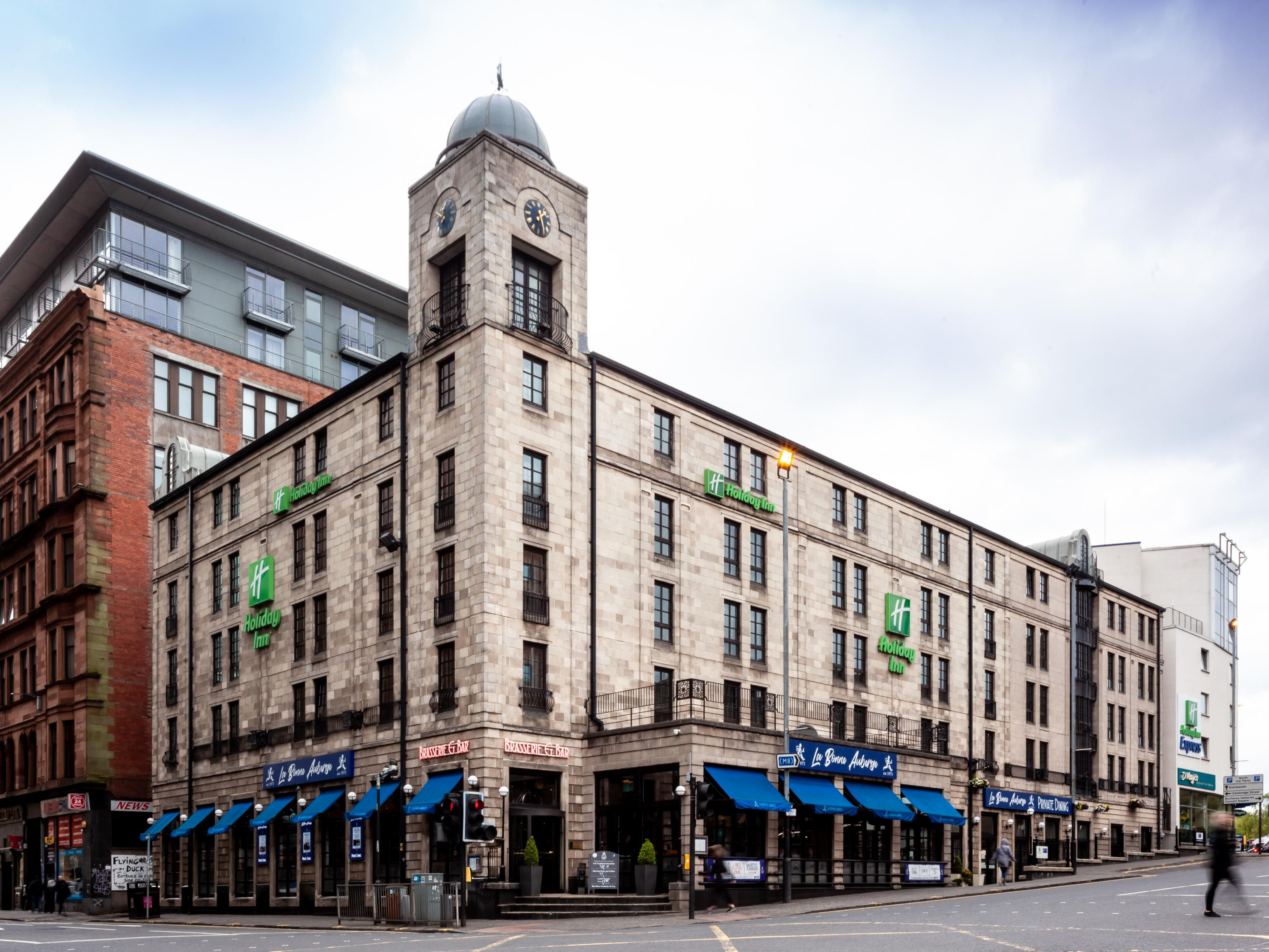 Find Hotels In Glasgow Budget Last Minute City Centre Deals Ihg