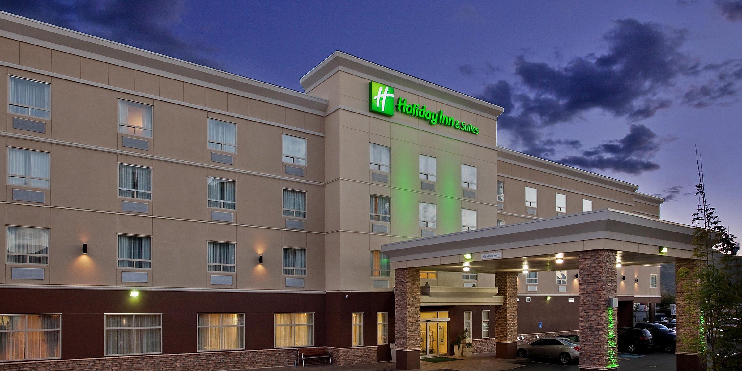 Holiday Inn Hotel Suites Kamloops Hotel By Ihg