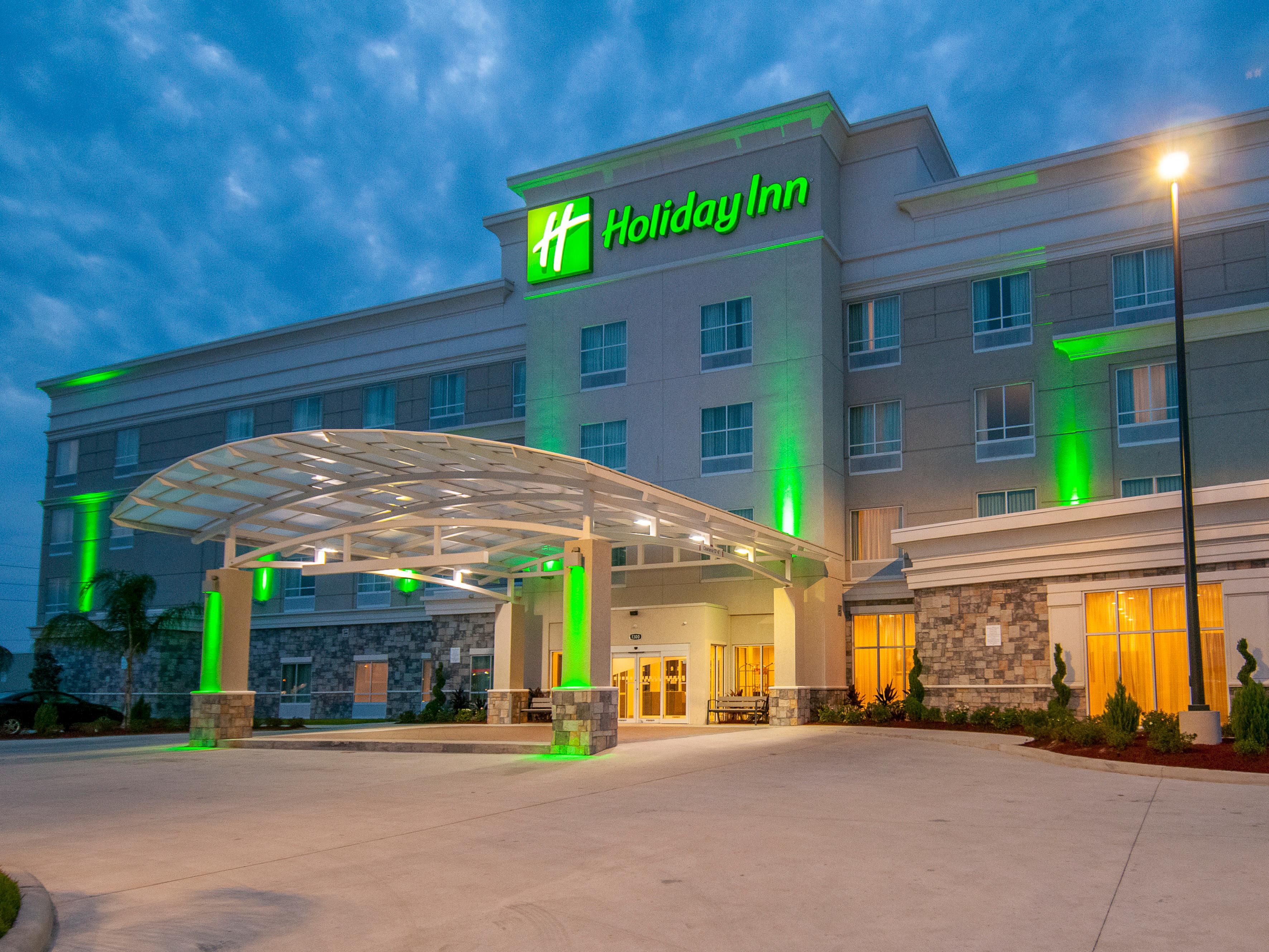 Hotels Closest To New Orleans Airport Holiday Inn New Orleans Airport North