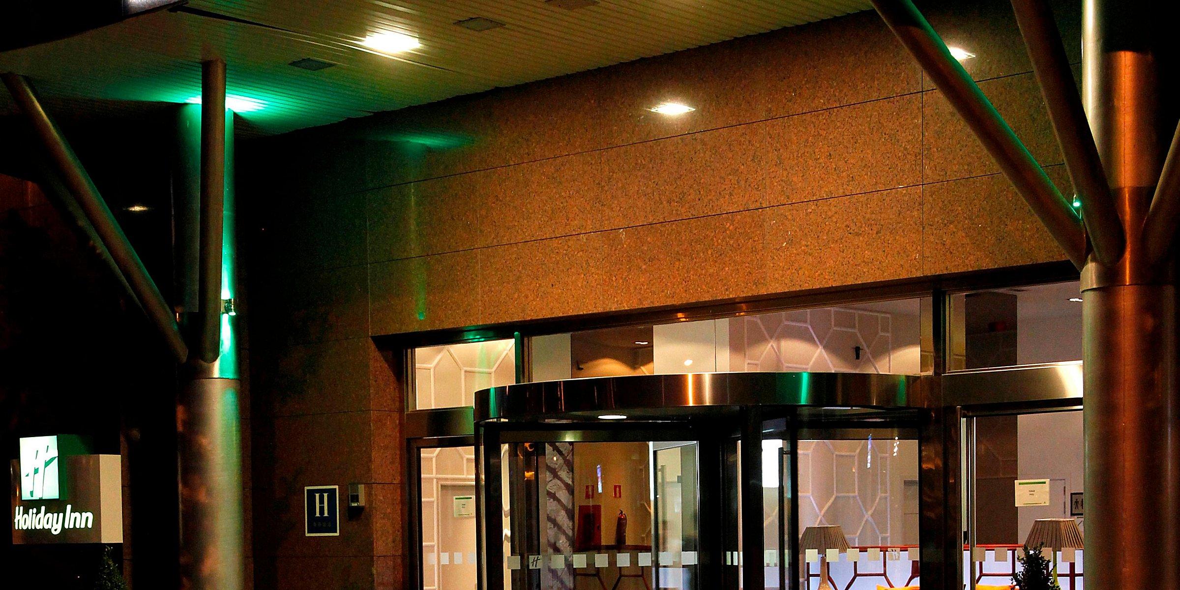 Hotels Near Bernabeu Holiday Inn Madrid Las Tablas