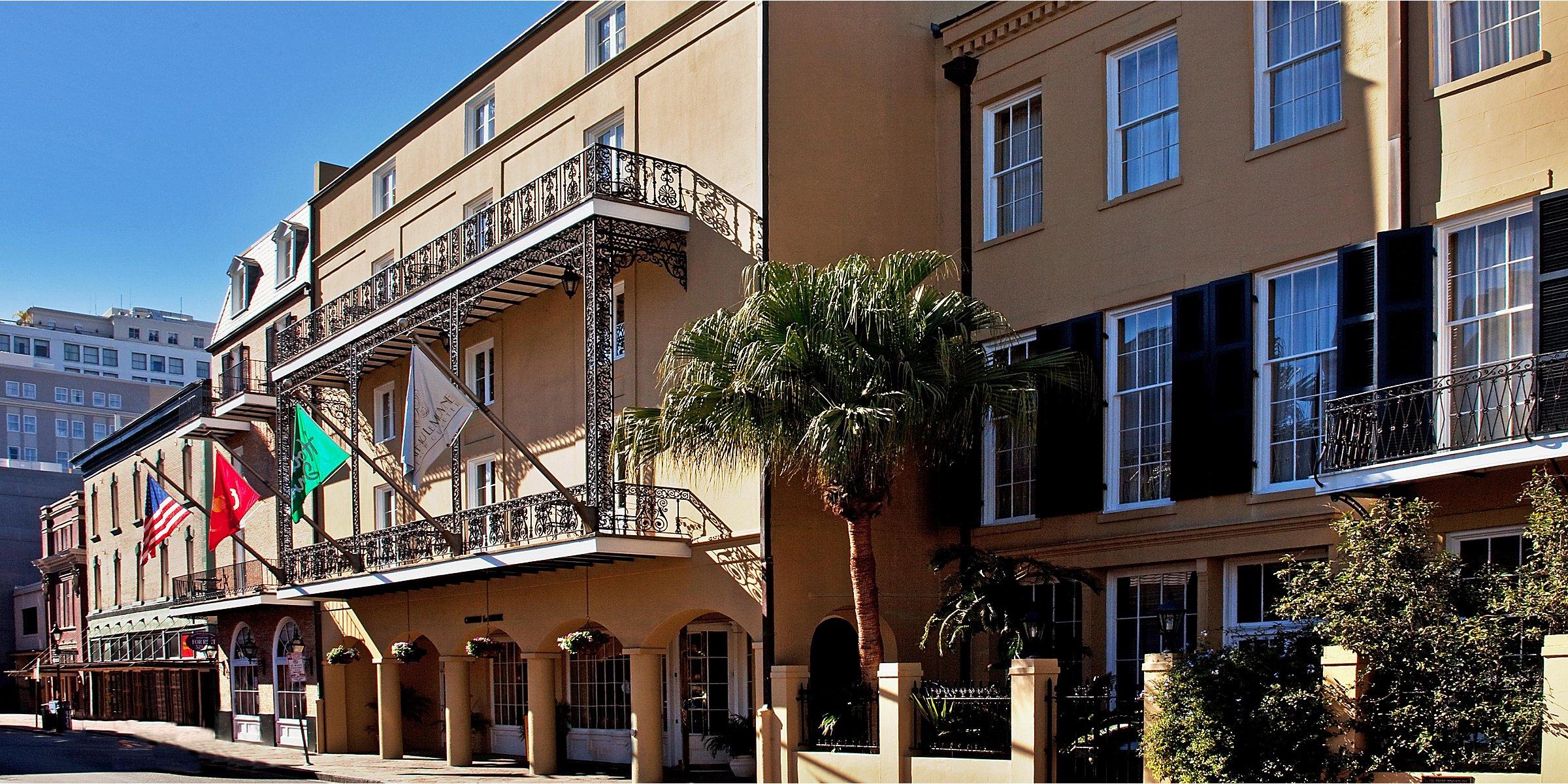 Hotels In French Quarter Holiday Inn French Quarter Chateau Lemoyne