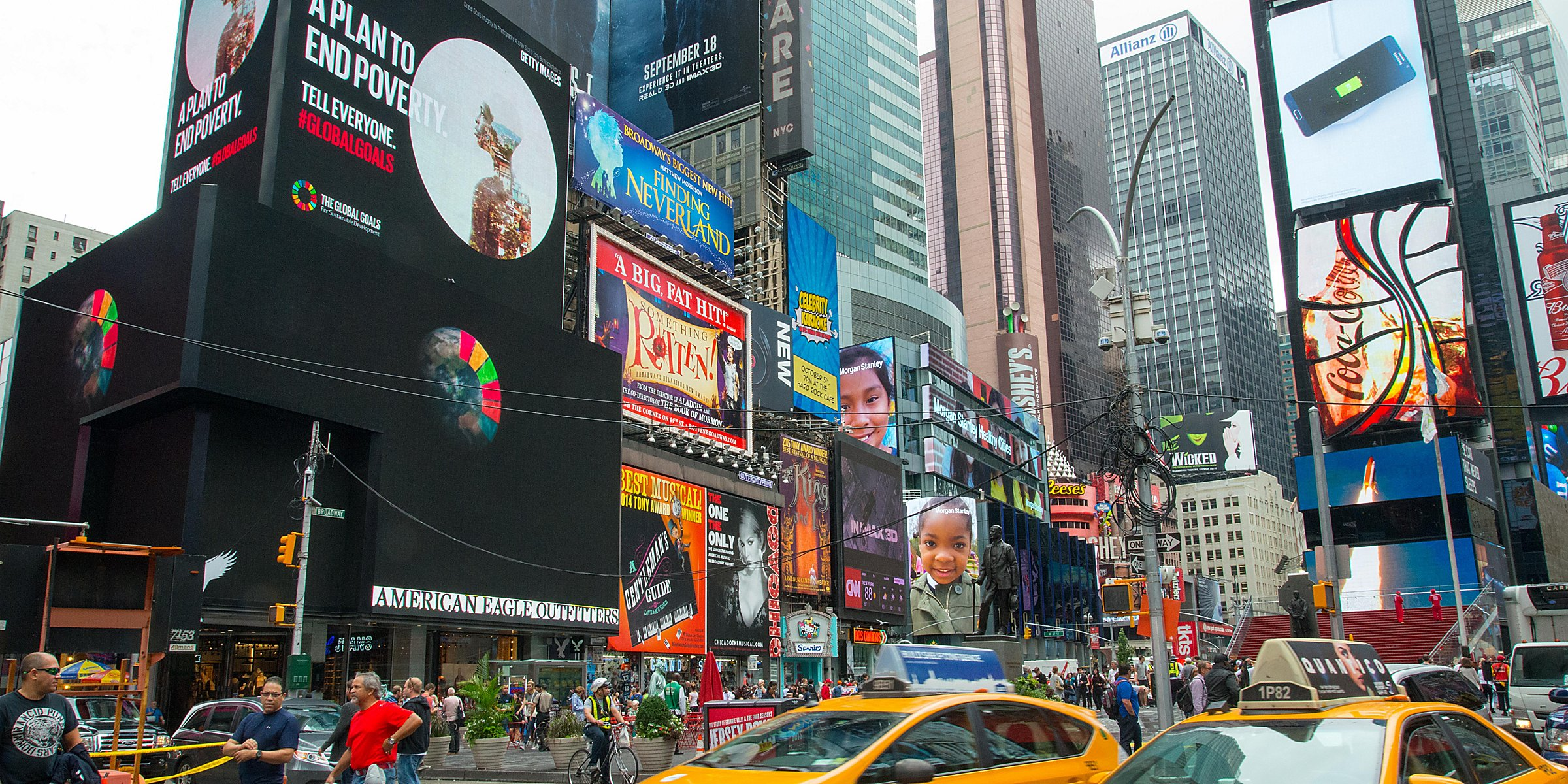 Hotels In Midtown West Manhattan Holiday Inn Nyc Times Square