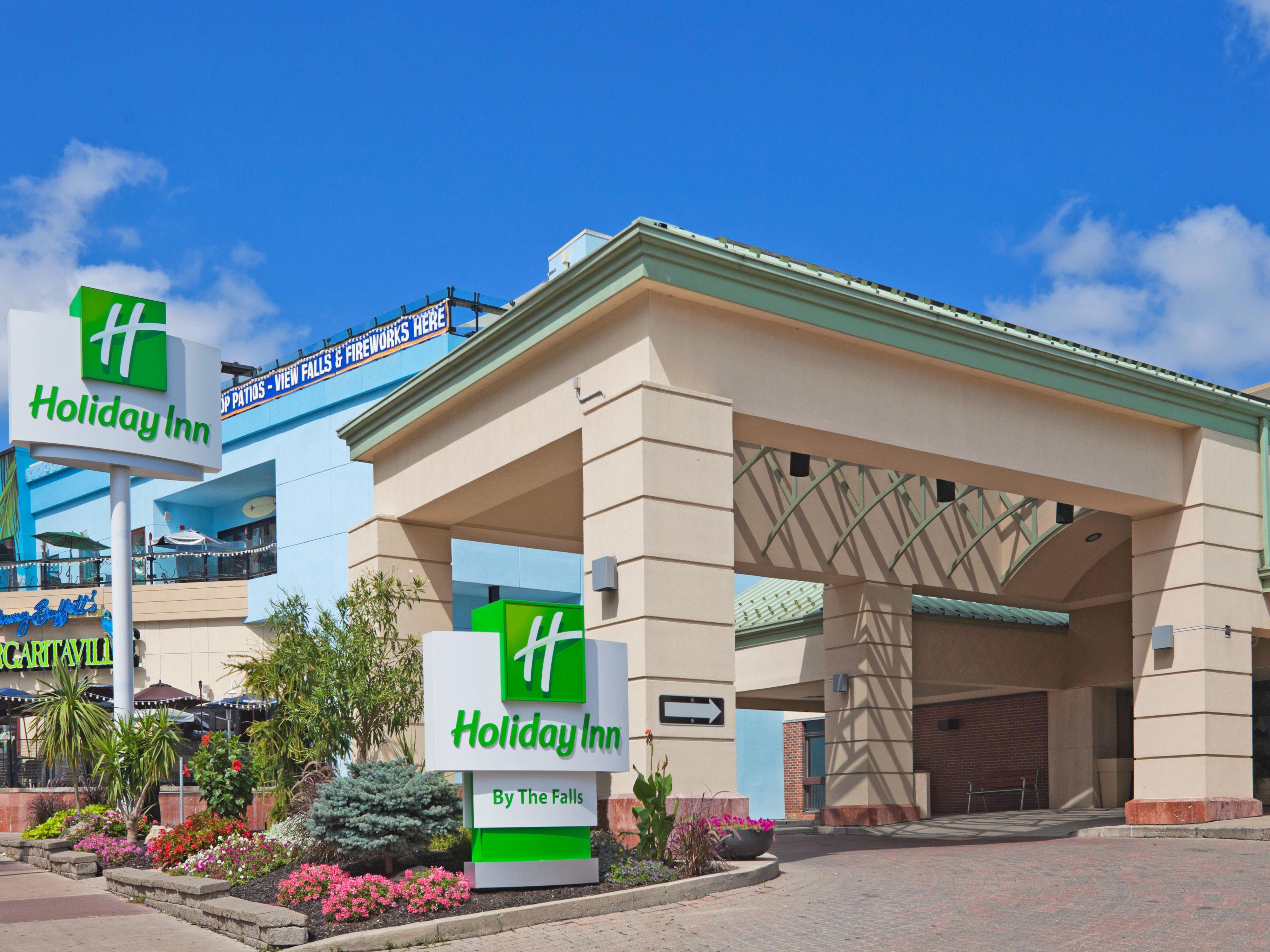 Niagara Falls Hotels Top 6 Hotels In Niagara Falls On By Ihg