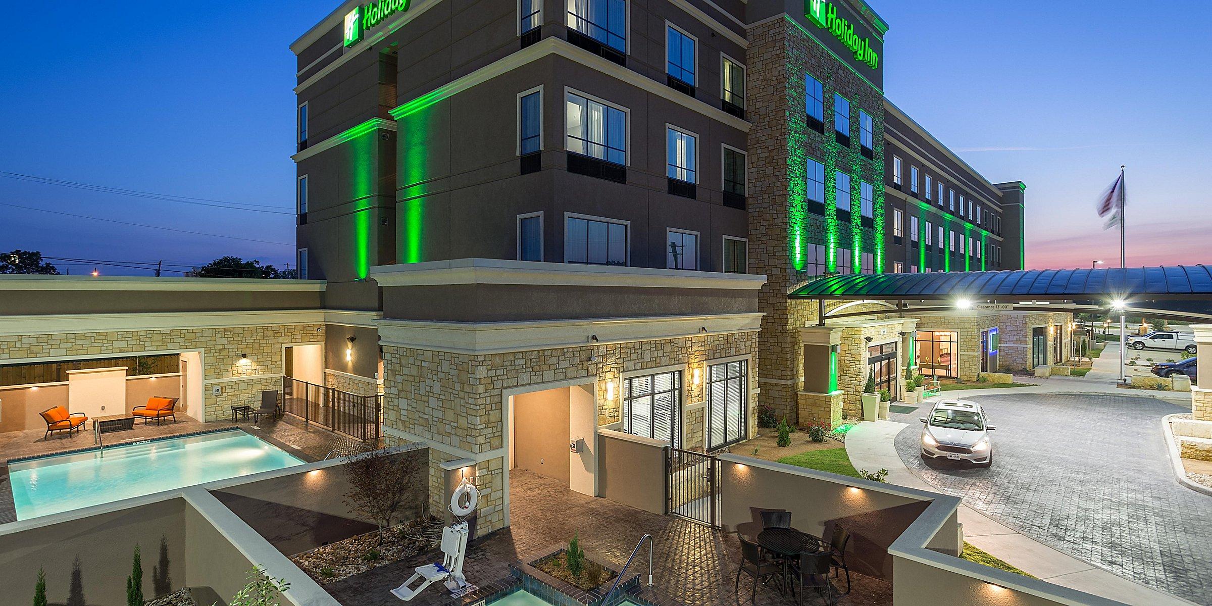 Holiday Inn, newest full service hotel in San Marcos, TX