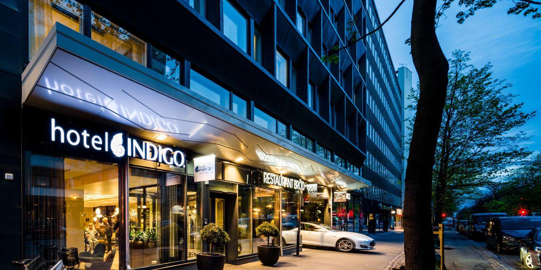 Boutique Hotel Indigo Helsinki