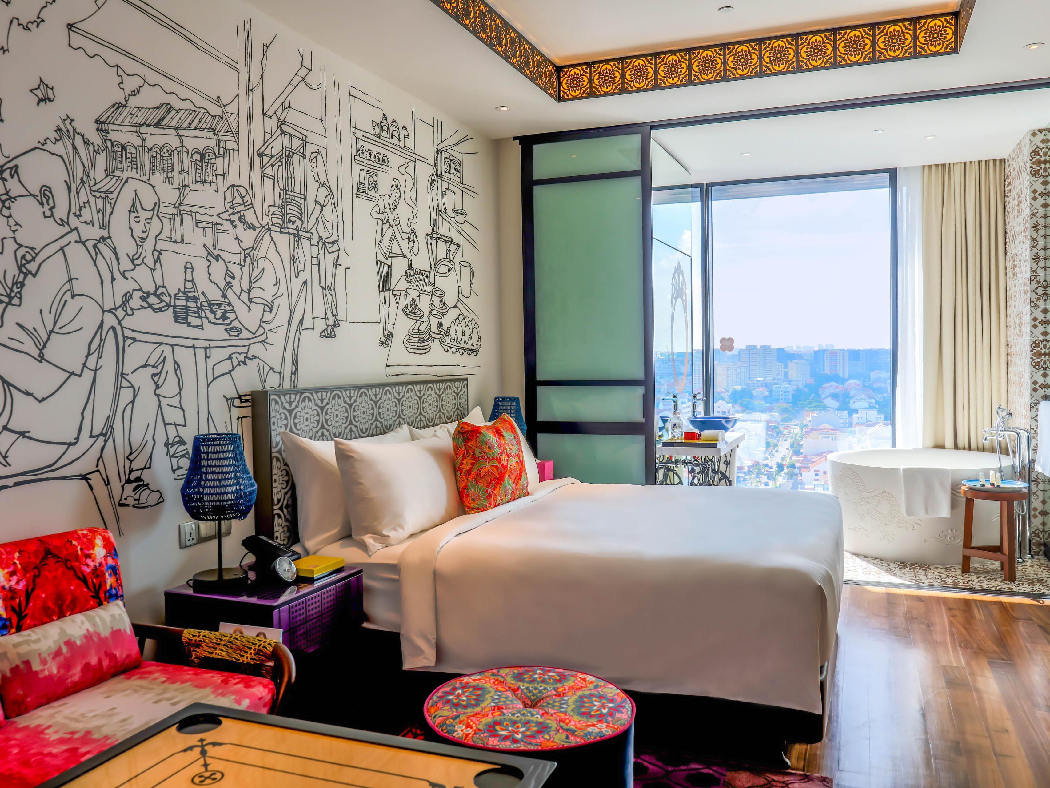 Singapore Hotels: Hotel Indigo Singapore Katong Hotel in Singapore,