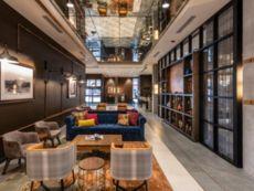Hotel Indigo Tulsa DWTN-Entertainment Area