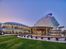 HUALUXE Hotels and Resorts Nanjing Yangtze River
