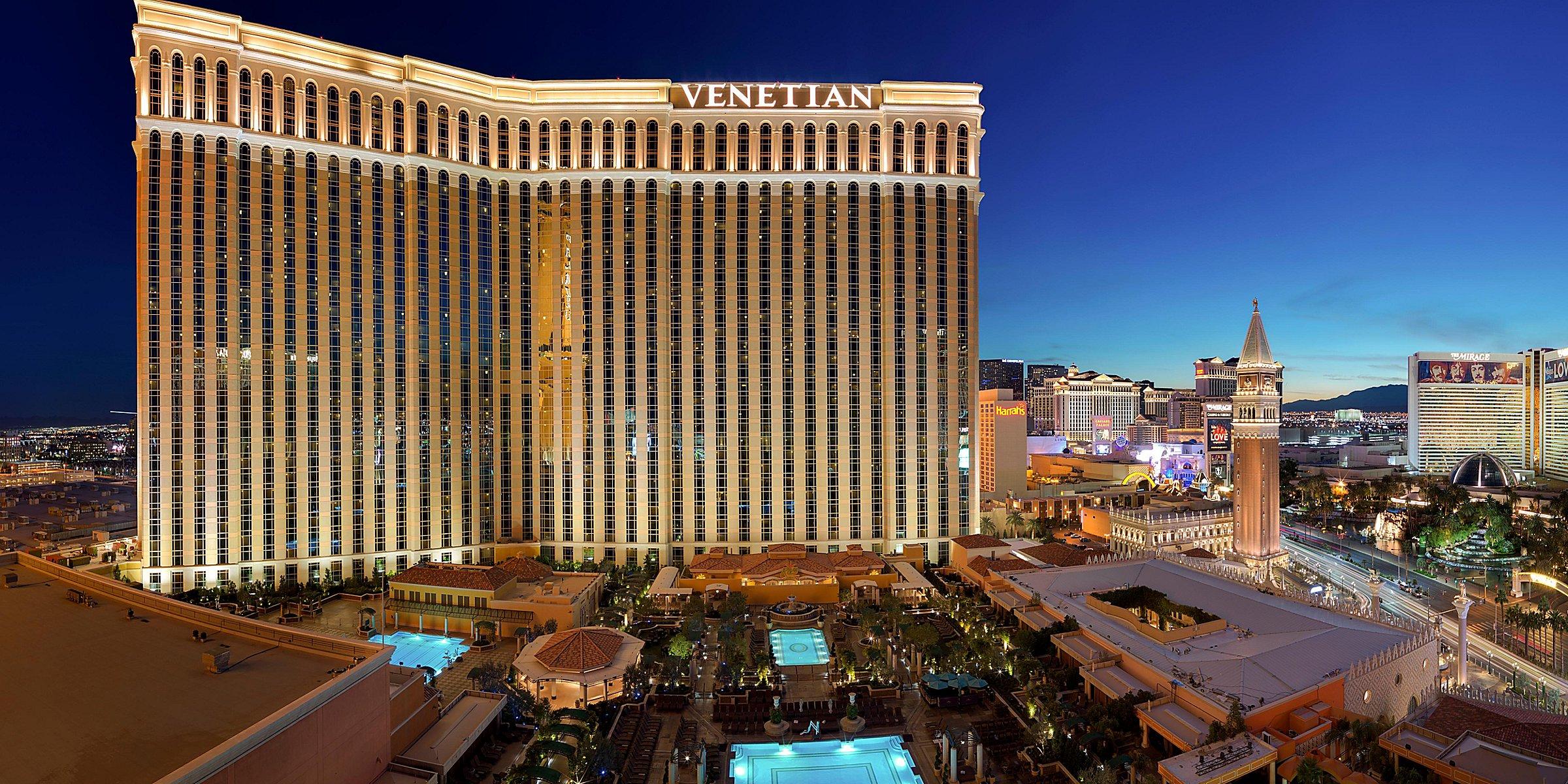 The Venetian Las Vegas | Luxury Resort Hotel in Las Vegas by IHG