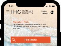 IHG Mobile App