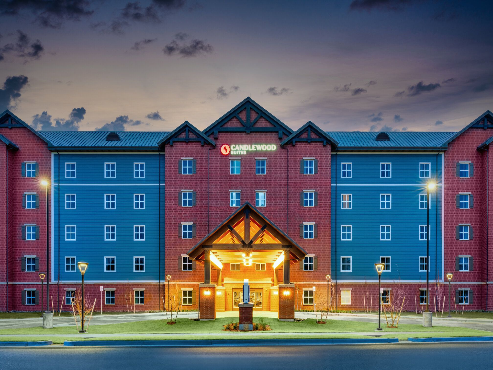 Candlewood Suites on Joint Base Lewis-McChord, WA