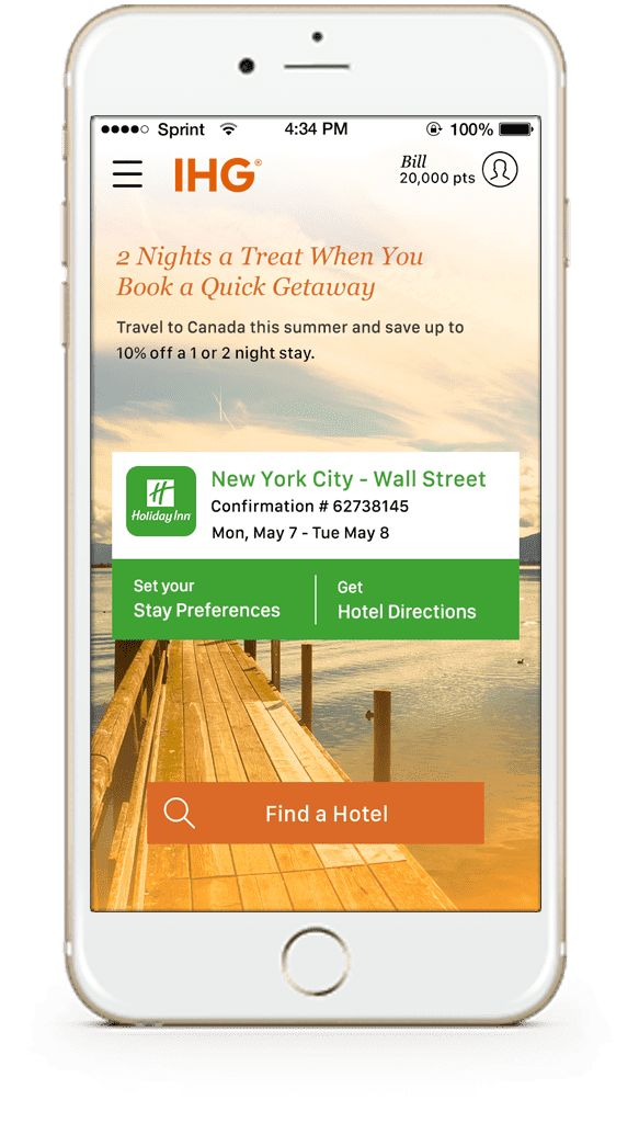 Download the IHG App | IHG