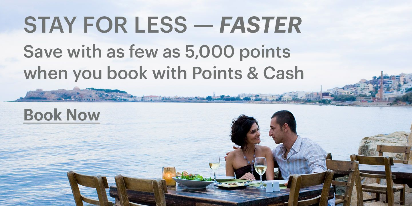 Points & Cash