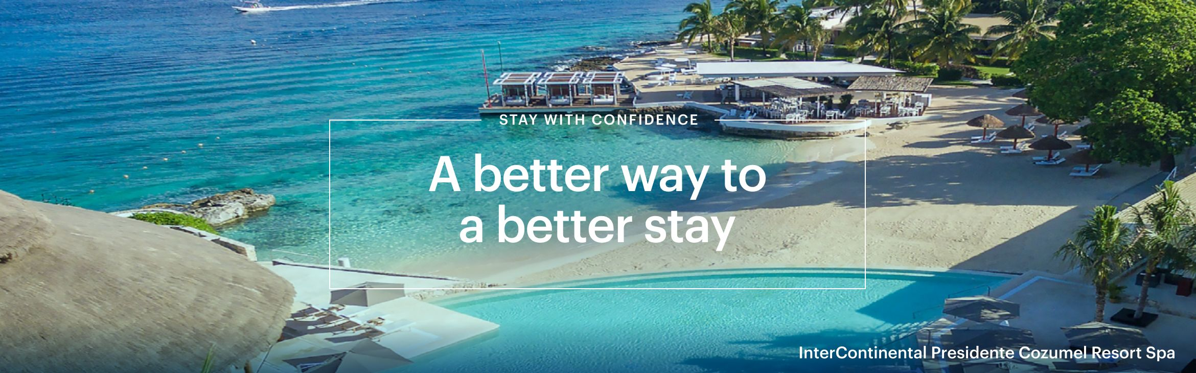 A better way to a better stay