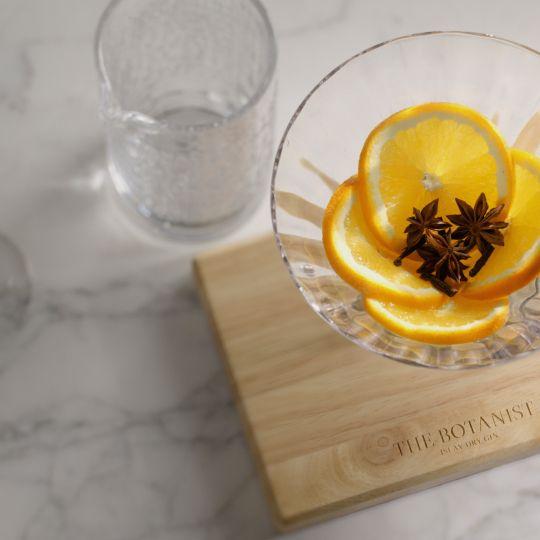 Golden Star cocktail