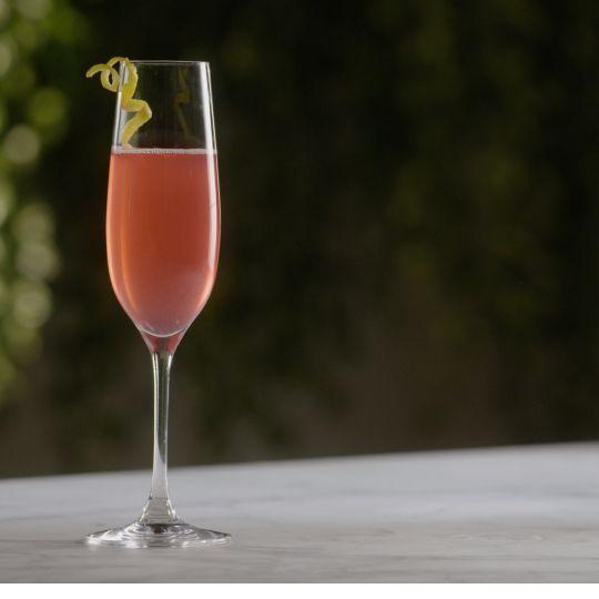 Hibiscus Garden cocktail