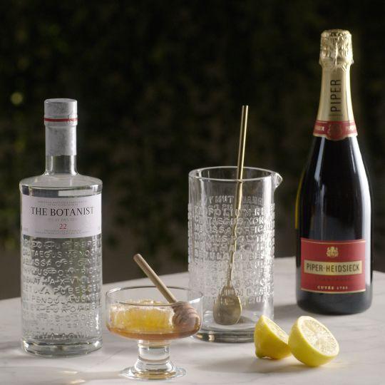 InterContinental75 cocktail