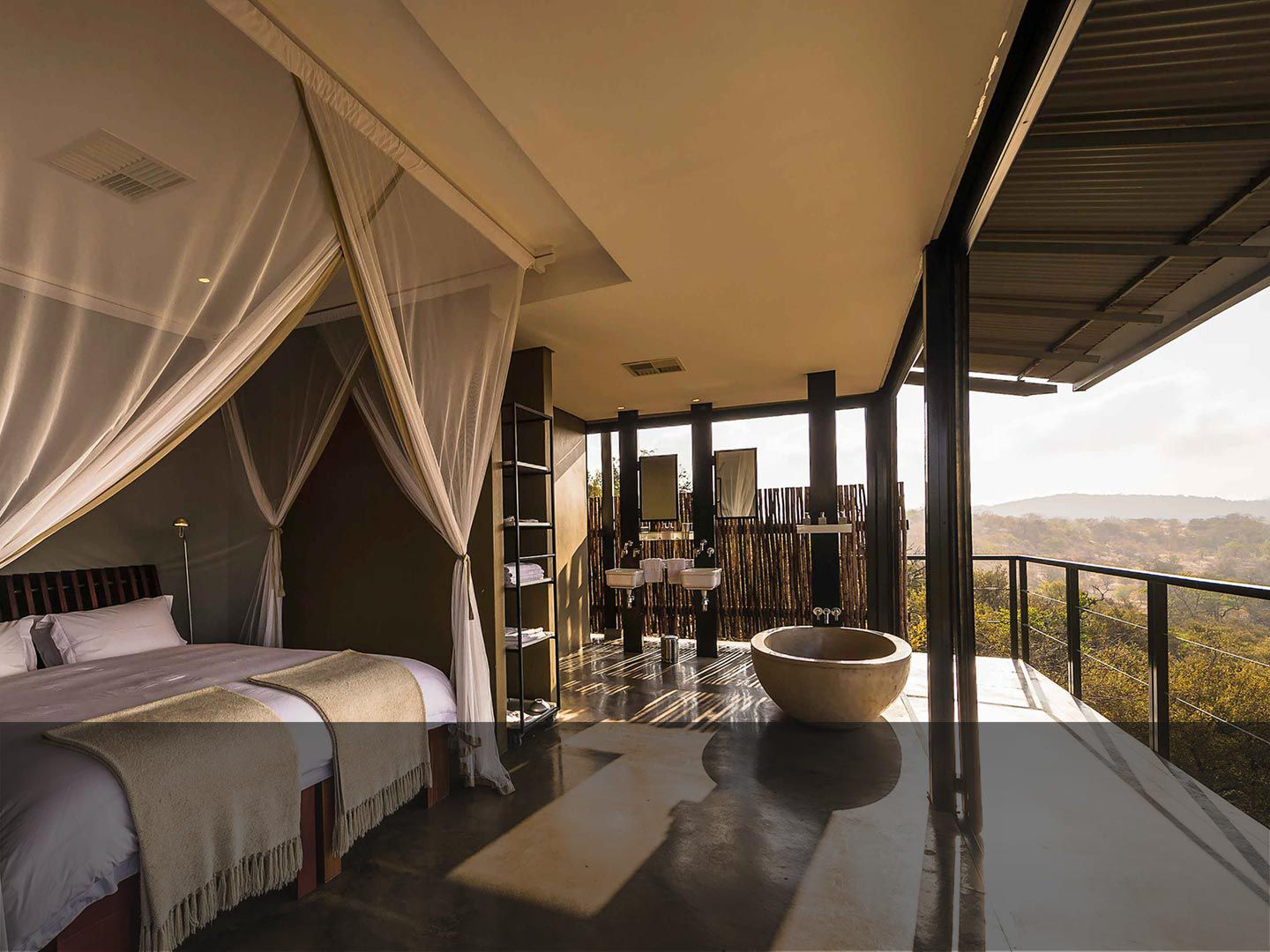 THE OUTPOST, KRUGER NATIONAL PARK, SOUTH AFRICA
