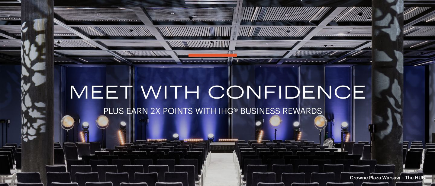 Meet with Confidence + Double Points