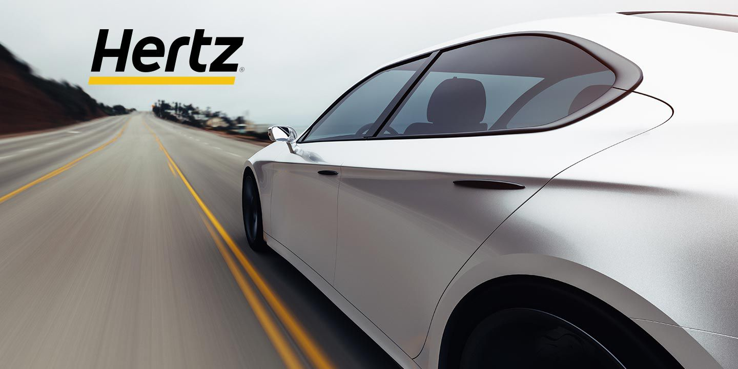 Members save more with Hertz