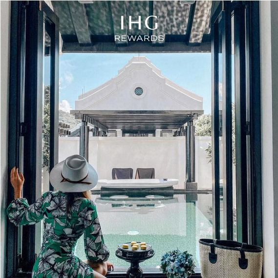 Elite IHG® Rewards Members enjoy even more