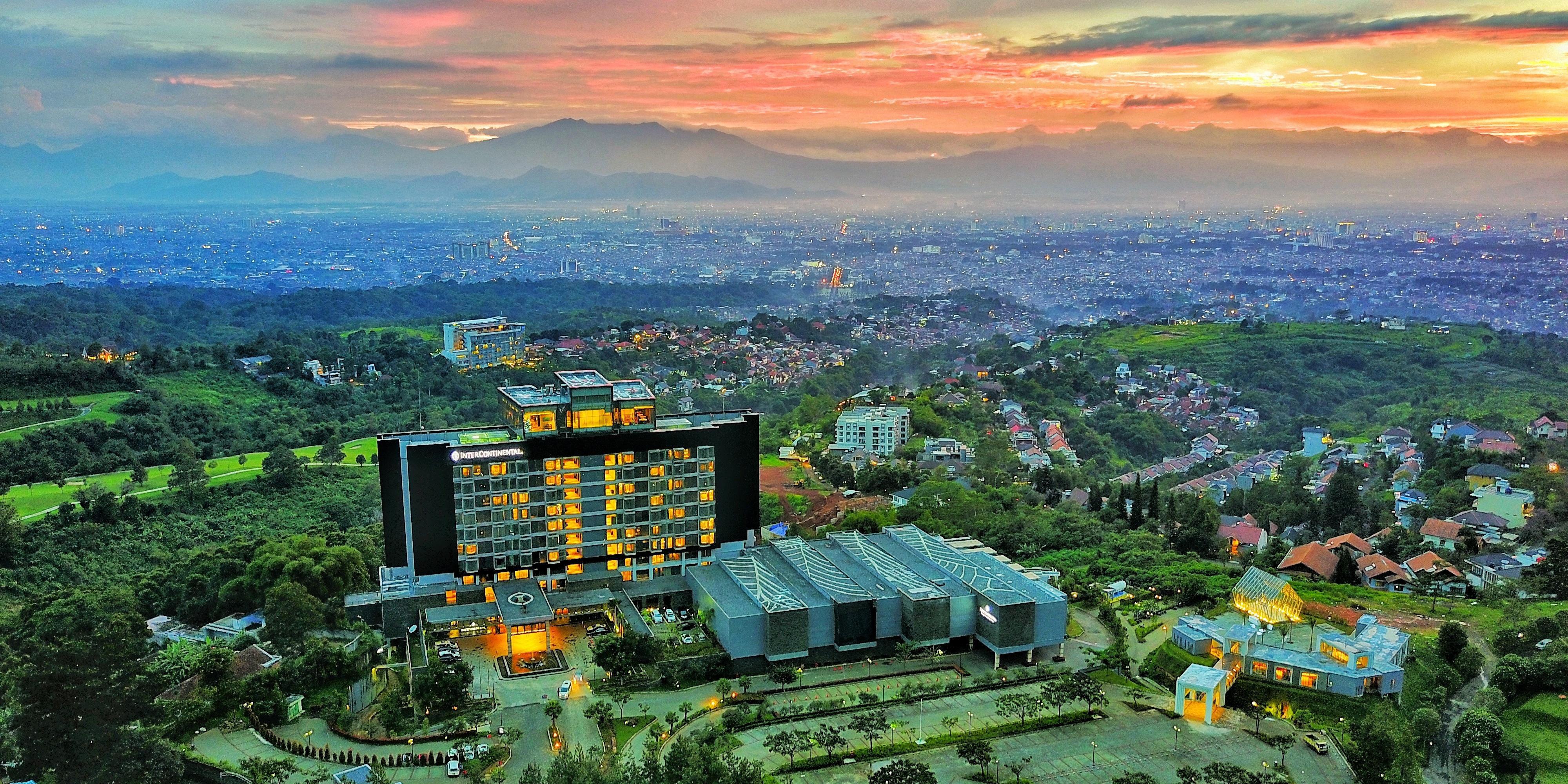 Ciudad de Bandung, Indonesia