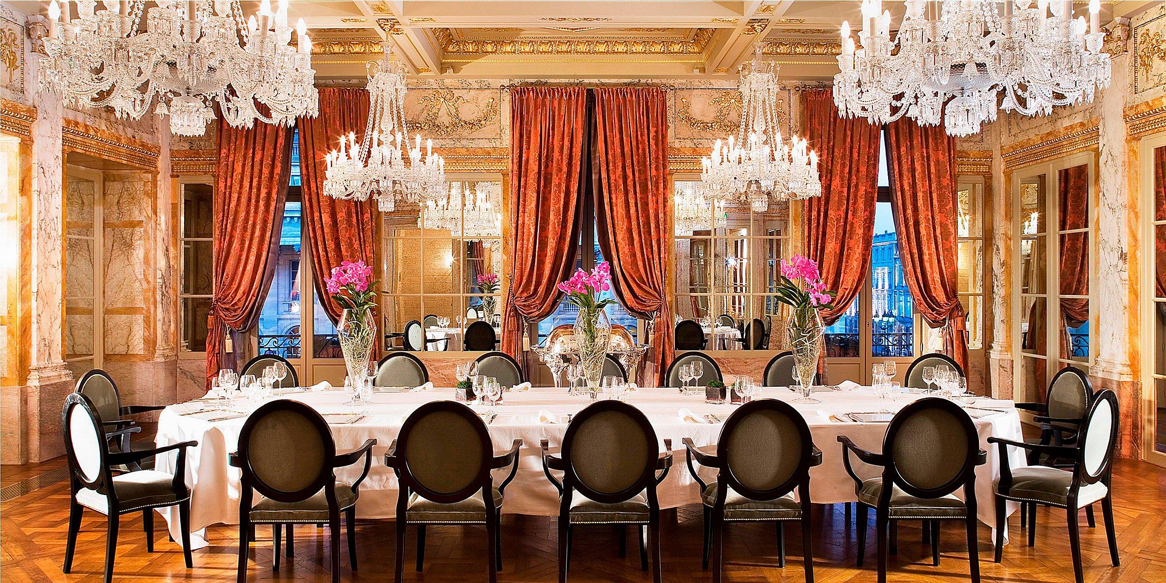 Luxushotel Intercontinental Bordeaux Le Grand Hotel