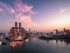 InterContinental Hotels 重庆来福士洲际酒店