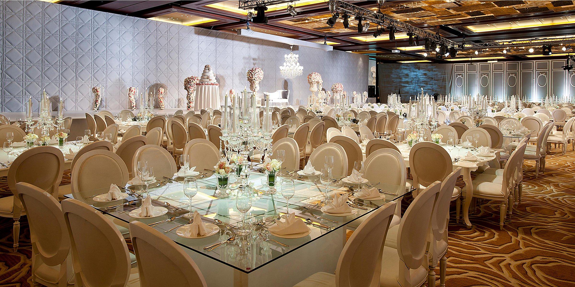Intercontinental Dubai Festival City Hotel Meeting Rooms Wedding Rentals