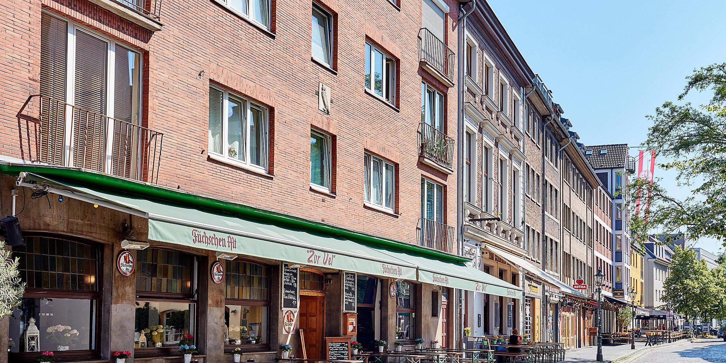 Luxury Hotels In Konigsallee Dusseldorf Intercontinental Dusseldorf