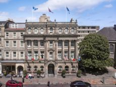 InterContinental Hotels Edinburgh The George