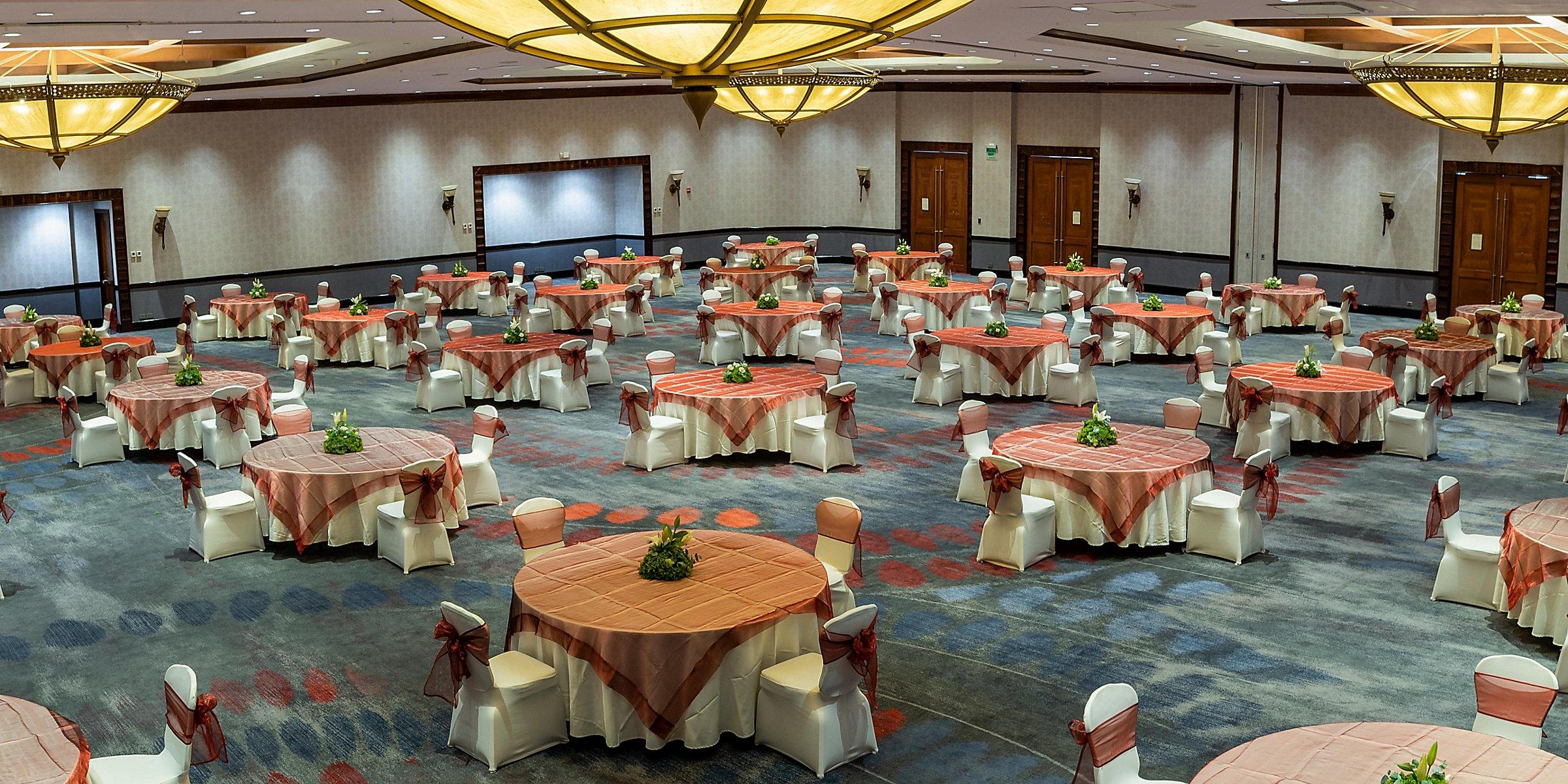 Intercontinental Real Guatemala Hotel Meeting Rooms Wedding Rentals