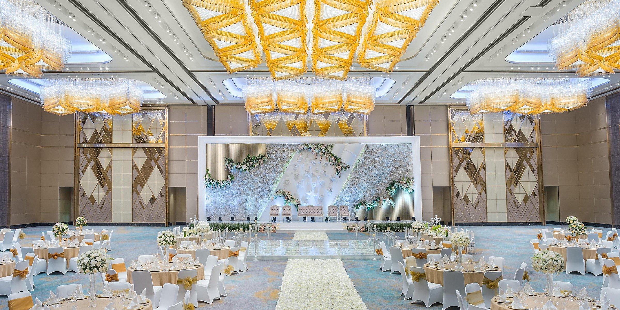 Intercontinental Jakarta Pondok Indah Hotel Meeting Rooms Wedding Rentals