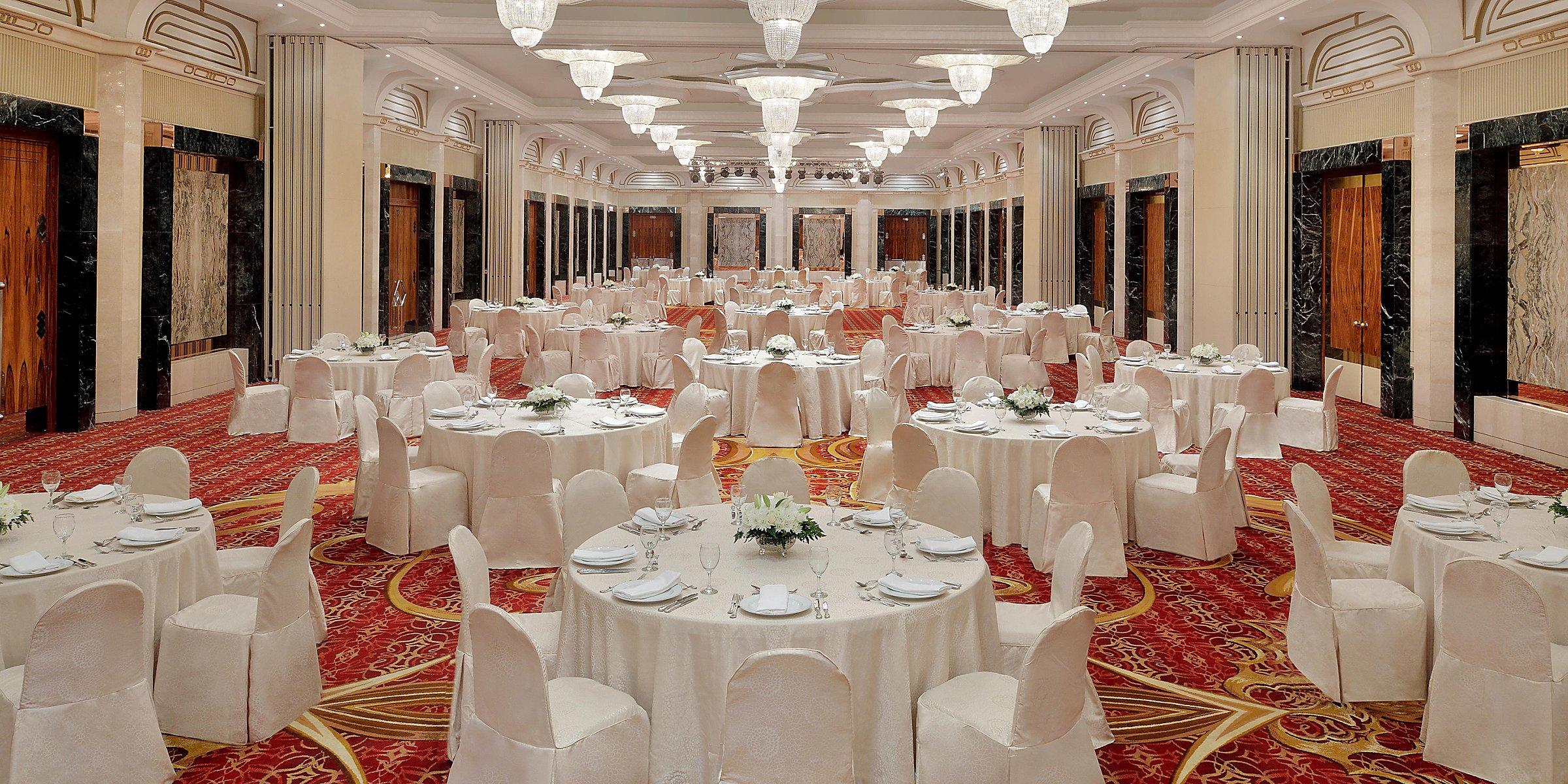 Intercontinental Jeddah Hotel Meeting Rooms Wedding Rentals