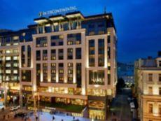 InterContinental Hotels 莫斯科特维尔洲际酒店