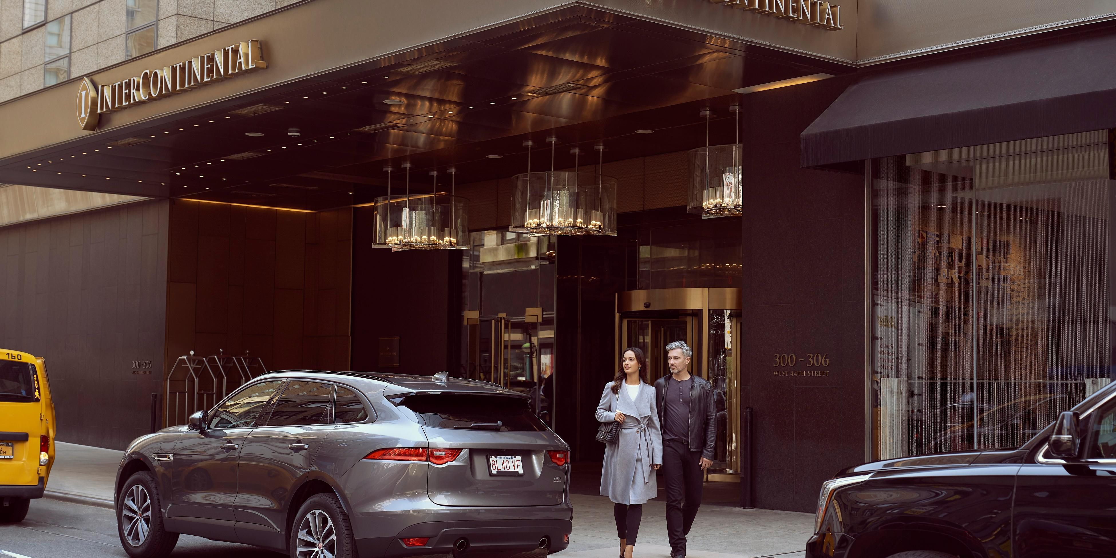 Intercontinental New York Times Square Hotel Reviews Photos