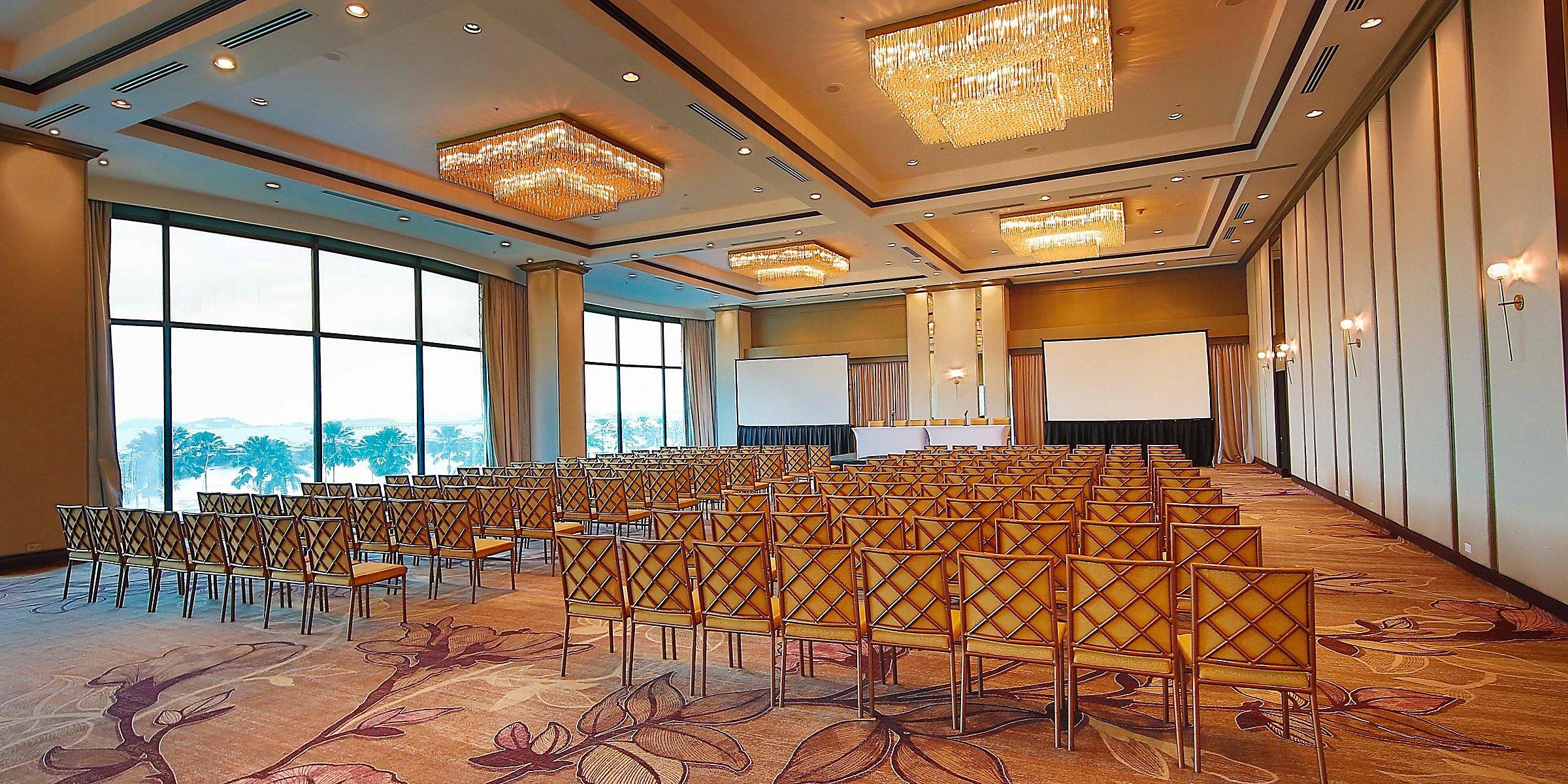 Intercontinental Miramar Panama Hotel Meeting Rooms Wedding Rentals