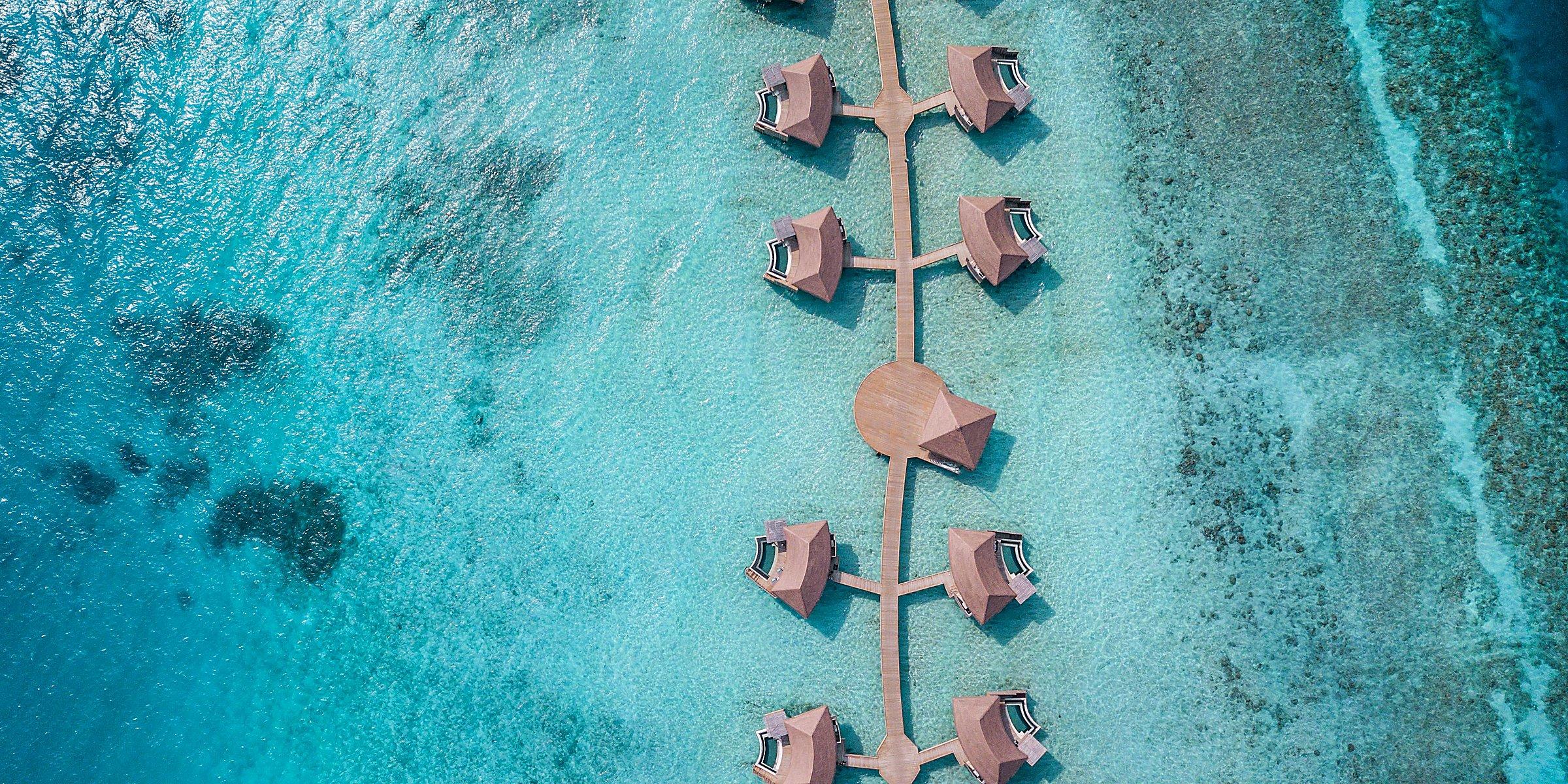 Maldives Resort   InterContinental Maldives Maamunagau Resort