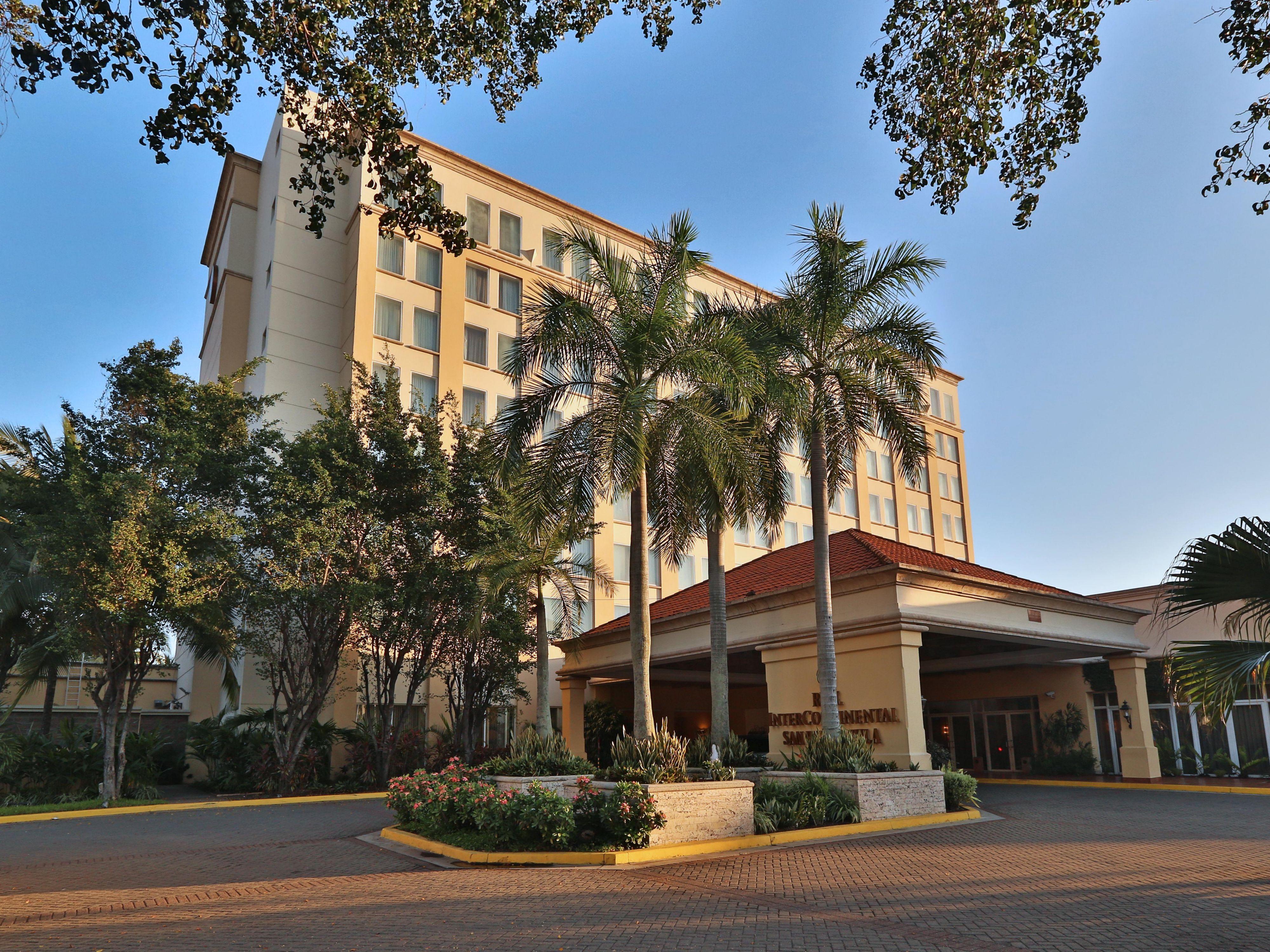 Encuentre Hoteles En San Pedro Sula Los 1 Mejores Hoteles Ihg En San Pedro Sula Honduras